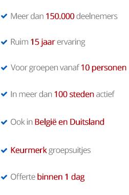 bedrijfsuitje Breda